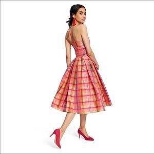 NWOT ISAAC MIZRAHI 20th Anniversary Silk Dress S